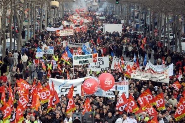 greve 29 janvier 2009