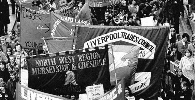 Austérité municipale : Liverpool en lutte, 1983