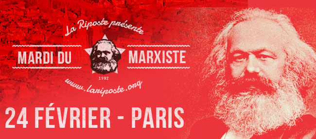 Mardi du marxisme : France, Grèce, Europe… Quelle alternative au capitalisme ?