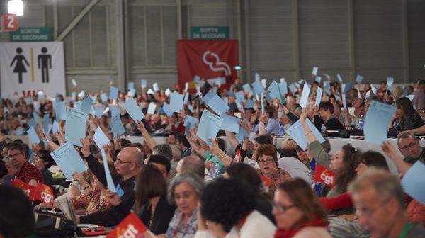 51e congrs de la CGT ˆ Marseille : 1e sŽance