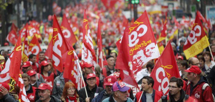 Communiqué de presse Union Locale CGT BRIVE