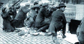 L'insurrection irlandaise de 1916