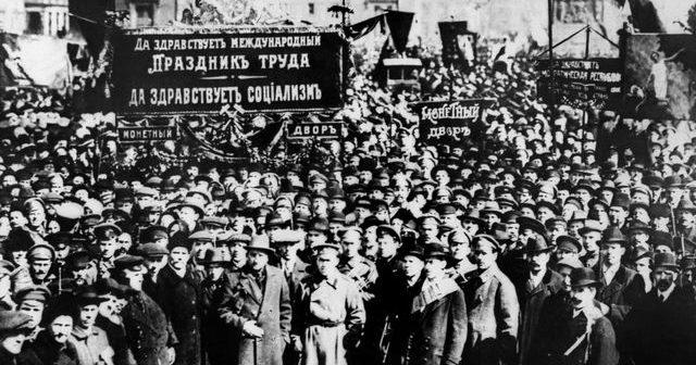 Réunion–débat à Paris : La Révolution russe de 1917