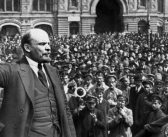 Ondes de choc des Révolutions russes de 1917