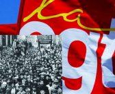 Une journée à Fécamp : Rassemblement CGT et … Révolution Russe !