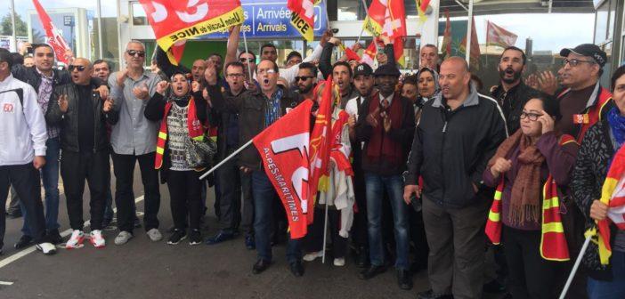 Grève dans le nettoyage industriel et ferroviaire à Paris Nord : SNCF et ONET, main dans la main pour l'esclavage !