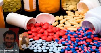 Le programme de La Riposte : L'industrie pharmaceutique.