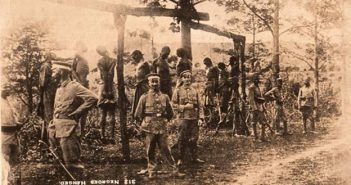 Génocide sous le Deuxième Reich : laboratoire des doctrines et pratiques du nazisme. (Sud-Ouest Africain,1904-1908)