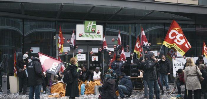 Holiday Inn, Clichy : victoire des grévistes après une lutte exemplaire de 111 jours !
