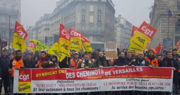 Interview d'un cheminot CGT de Versailles