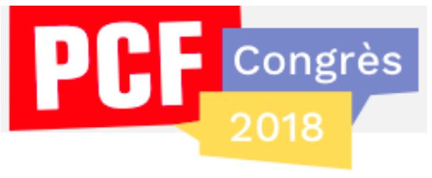 """Congrès PCF 2018 : Lisez la contribution """"Relever le PCF, réengager le combat révolutionnaire"""""""