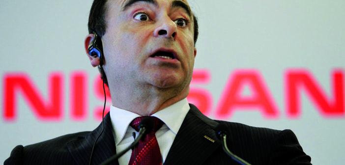 Exploiteur du mois : Carlos Ghosn
