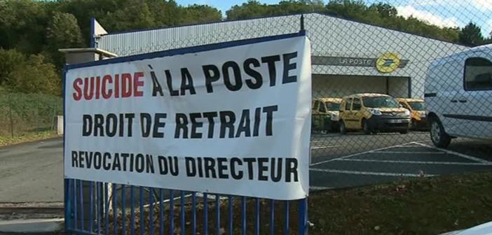 Victoire des facteurs de Sarlat : une factrice se suicide, ses collègues stoppent le travail