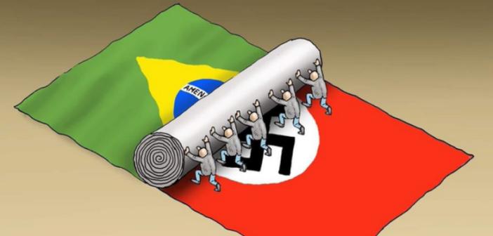 Brésil : la réaction au pouvoir