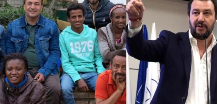 En Italie, le maire de Riace menacé par le ministre de l'intérieur Matteo Salvini