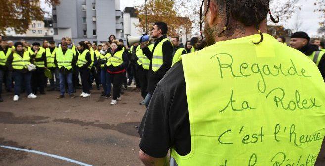 Gilets Jaunes : une révolte à comprendre et à soutenir !
