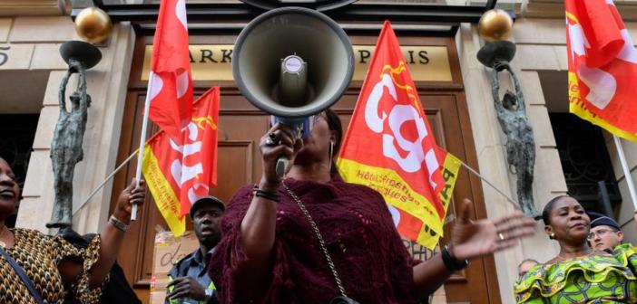 Grève en cours dans le secteur précaire de l'hôtellerie : solidarité avec les grévistes d'Hyatt !