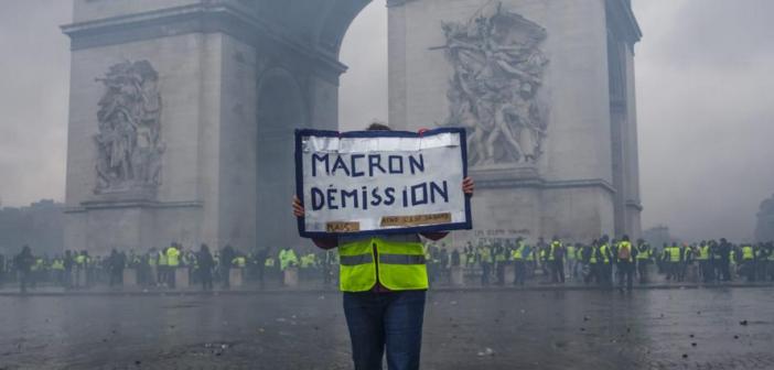 Macron, ce rassembleur contre lui-même …