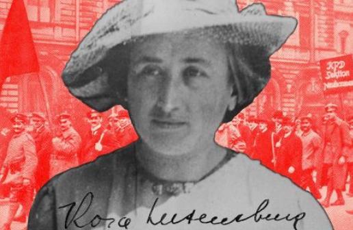 Il y a 100 ans Rosa Luxemburg était assassinée…
