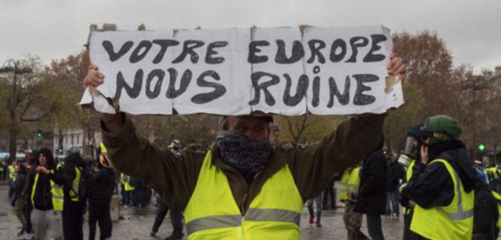 Pour une alternative révolutionnaire à l'Europe capitaliste !